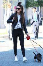 MICHELLE KEEGAN Out with Her Dogs in Cheshire 10/02/2019