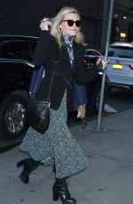 MICHELLE PFEIFFER Arrives at Good Morning America in New York 10/15/2019