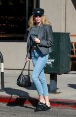 MILEY CYRUS Out for Lunch in Los Angeles 10/28/2019