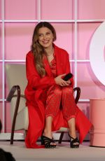 MILLIE BOBBY BROWN at Pandora Me Collection Launch at Old Truman Brewery in London 10/17/2019