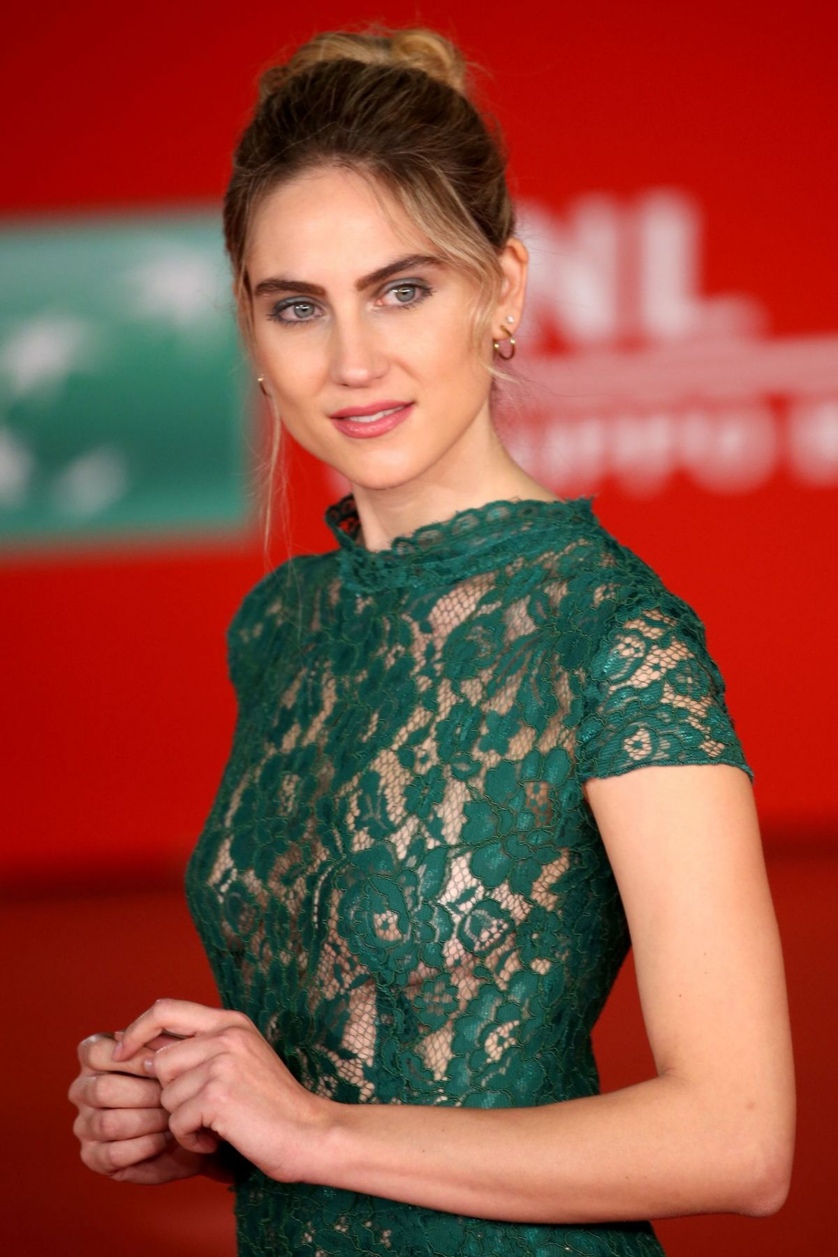 MIRIAM GALANTI at The Irishman Premiere in Rome 10/21/2019 – HawtCelebs