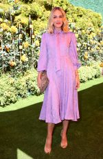 MONET MAZUR at Veuve Clicquot Polo Classic at Will Rogers State Park in Los Angeles 10/05/2019