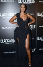 NAFESSA WILLIAMS at Black and Blue Special Screening in New York 10/21/2019