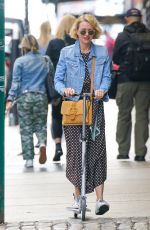 NAOMI WATTS Out in New York 10/04/2019