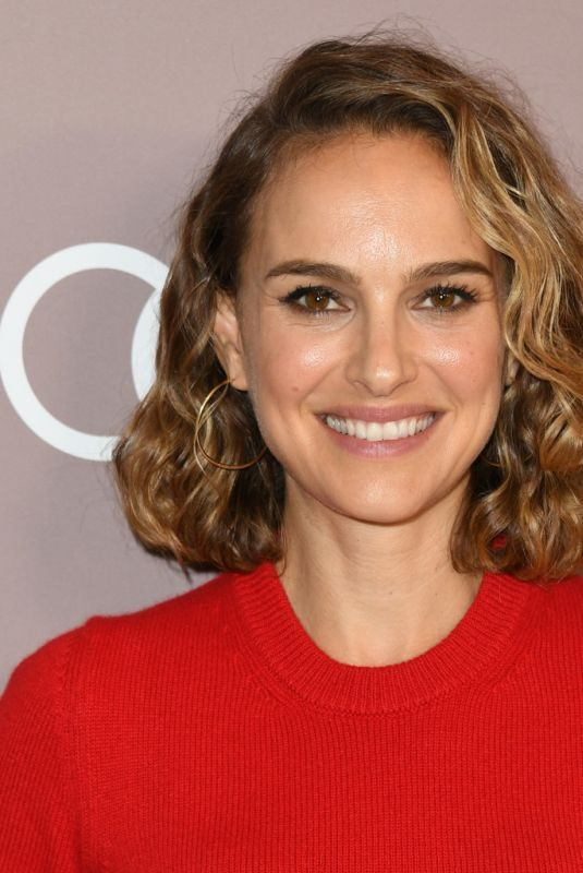 NATALIE PORTMAN at Variety's 2019 Power of Women: Los Angeles Presented by Lifetime in Beverly Hills 10/11/2019