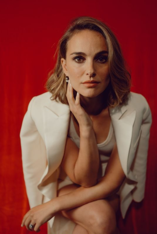 NATALIE PORTMAN for New York Times, October 2019