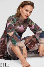 NATALIE PORTMAN in Elle Magazine - Women in Hollywood Issue, November 2019