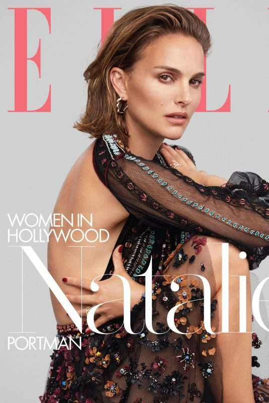 NATALIE PORTMAN in Elle Magazine – Women in Hollywood Issue, November 2019