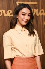 NATASHA LIU BORDIZZO at Elle & Ferragamo Hollywood Rising Celebration in West Hollywood 10/11/2019