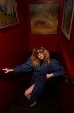 NATASHA LYONNE for Backstage Magazine, June 2019