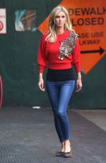 NICKY HILTON in Denim Out in New York 10/02/2019