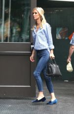 NICKY HILTON Out and About in New York 10/02/2019