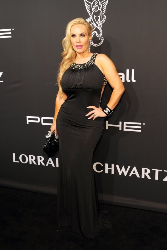 NICOLE COCO AUSTIN at Gabrielle's Angel Foundation Angel Ball 2019 in New York 10/28/2019
