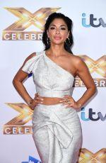 NICOLE SCHERZINGER at X Factor Celebrity Photocall in London 10/09/2019