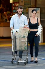 NIKKI BELLA Shopping at Whole Foods in Los Angeles 10/07/2019