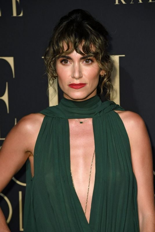 NIKKI REED at Elle Women in Hollywood Celebration in Los Angeles 10/14/2019