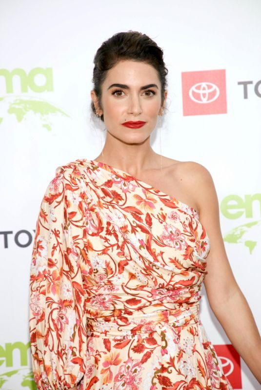 NIKKI REED at Enviromental Media Association 2nd Annual Honors Gala in Los Angeles 09/28/2019
