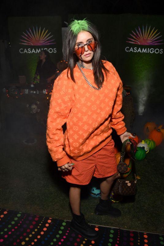NINA DOBREV at Casamigos Halloween Party in Beverly Hills 10/25/2019