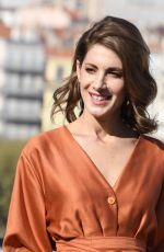 NINA ZANJANI at Agent Hamilton Photocall at Mipcom in Cannes 10/14/2019