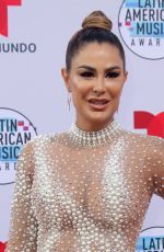NINEL CONDE at 2019 Latin American Music Awards in Hollywood 10/17/2019