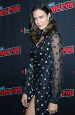 ODETTE ANNABLE at Tell Me A Story Panel at New York Comic Con 10/03/2019