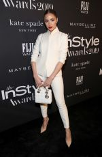 OLIVIA CULPO at 2019 Instyle Awards in Los Angeles 10/21/2019