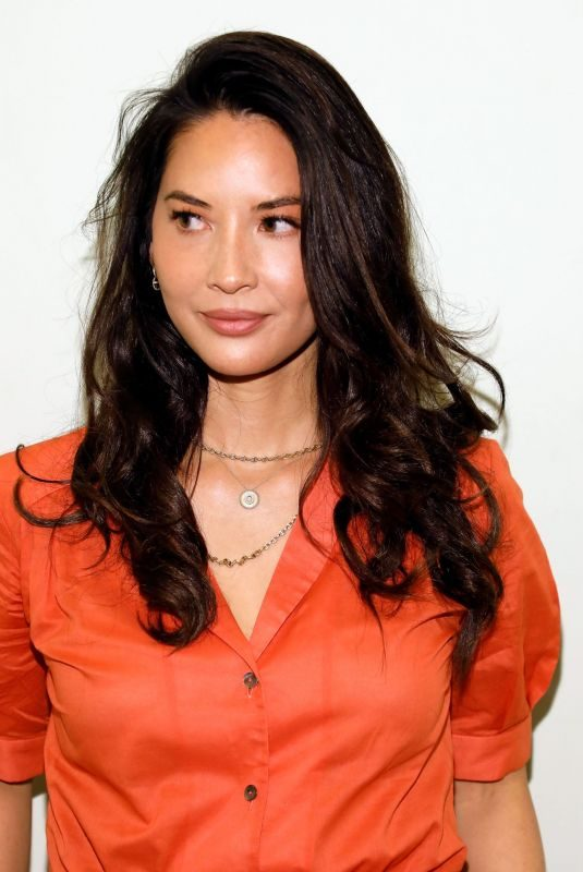 OLIVIA MUNN at Forbes 30 Under 30 Summit in Detroit 10/27/2019