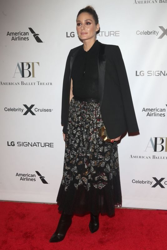 OLIVIA PALERMO at American Ballet Theatre 2019 Fall Gala in New York 10/16/2019