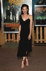 PERREY REEVES at Zombieland: Double Tap Premiere in Westwood 10/11/2019