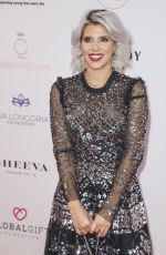 PIPS TAYLOR at Global Gift Gala in London 10/17/2019