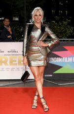 PIXIE LOTT at Greed Premiere at 63rd BFI London Film Festival 10/09/2019