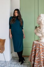 Pregnant SHAY MITCHELL for Hatch Collection Blog, October 2019