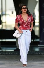 PRIYANKA CHOPRA Out and About in Los Angeles 10/28/2019