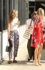 RACHEL and ANNALYNNE MCCORD Out in Los Angeles 10/18/2019