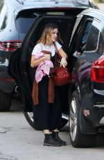 RACHEL BILSON Out Shopping in Los Angeles 10/18/2019