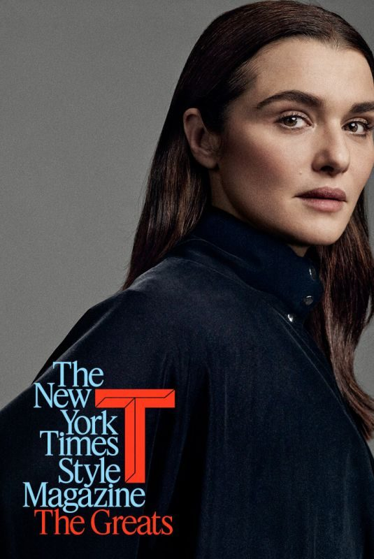 RACHEL WEISZ for T Magazine 2019, The Greats Issue