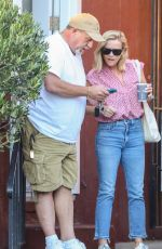 REESE WITHERSPOON Out with Friends in Los Angeles 10/02/2019