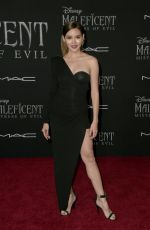 RHATHA PHONGAM at Maleficent: Mistress of Evil Premiere in Los Angeles 09/30/2019