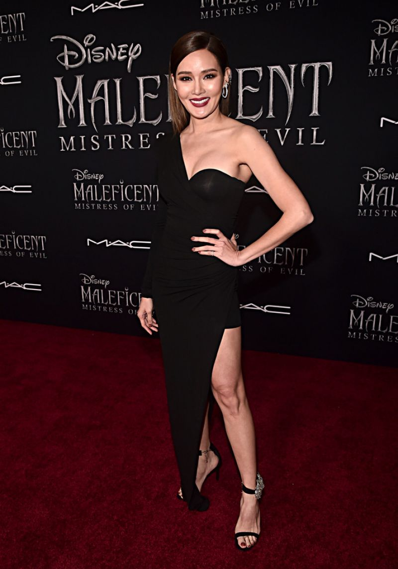 Rhatha Phongam At Maleficent Mistress Of Evil Premiere In