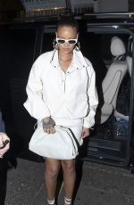 RIHANNA Night Out in London 10/10/2019