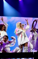 RITA ORA Performs at Westfield Mall in Stockholm 09/28/2019