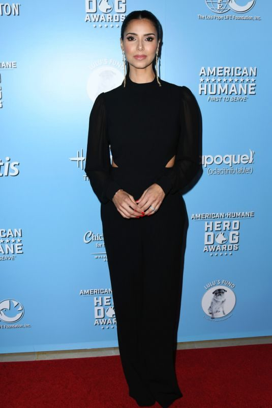 ROSELYN SANCHEZ at American Humane Dog Awards in Los Angeles 10/05/2019