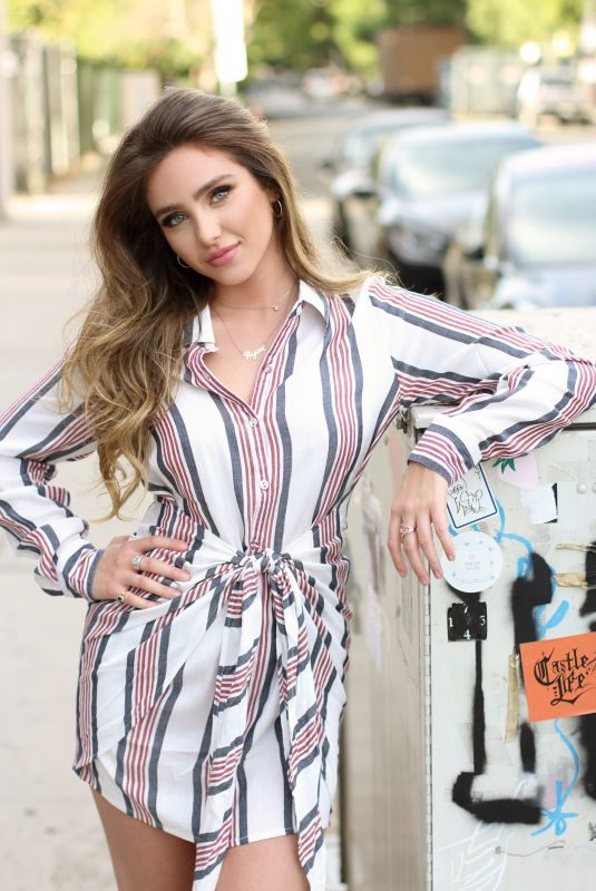 RYAN NEWMAN at a Photoshoot in Los Angeles, September 2019