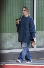 SABRINA CARPENTER Out and About in Montreal 10/09/2019