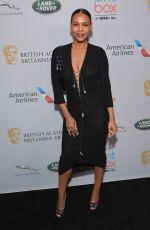 SAMANTHA MUMBA at 2019 British Academy Britannia Awards in Beverly Hills 10/25/2019