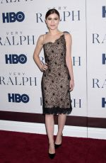 SAMI GAYLE at Very Ralph Premiere in New York 10/23/2019