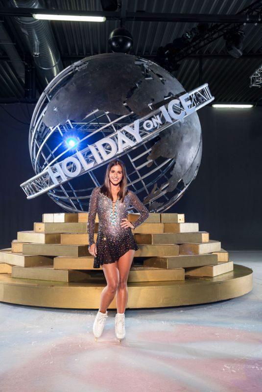 SARAH LOMBARDI – Holiday on Ice, Season 2019/2020 Promos