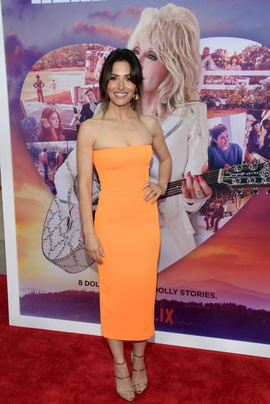 SARAH SHAHI at Heartstrings Premiere in Pigeon Forge 10/29/2019