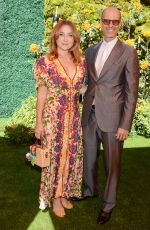 SASHA ALEXANDER at Veuve Clicquot Polo Classic at Will Rogers State Park in Los Angeles 10/05/2019