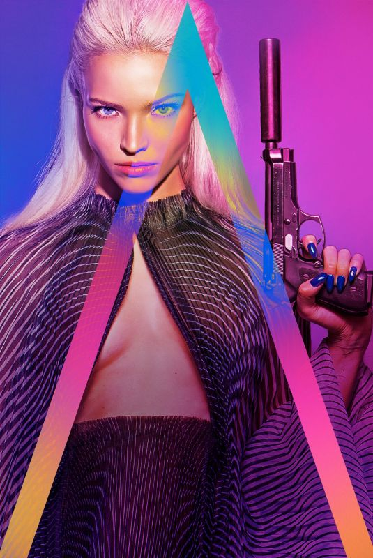 SASHA LUSS - Anna Posters and Promos